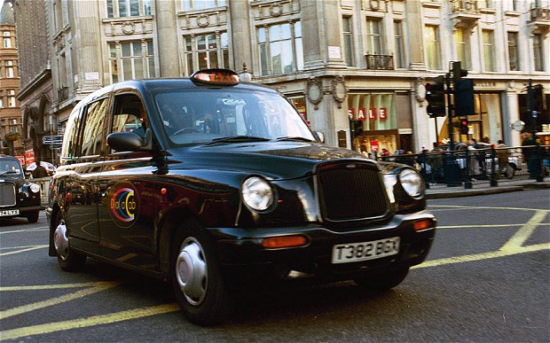Taxi Driving In London